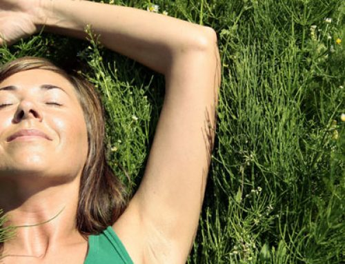 Study Finds Earthing Can Reduce Stress