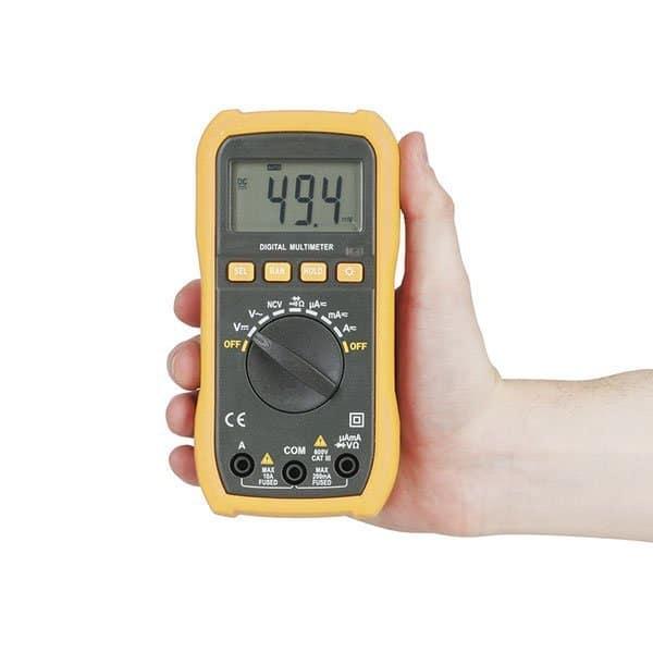 multimeter for earthing testing