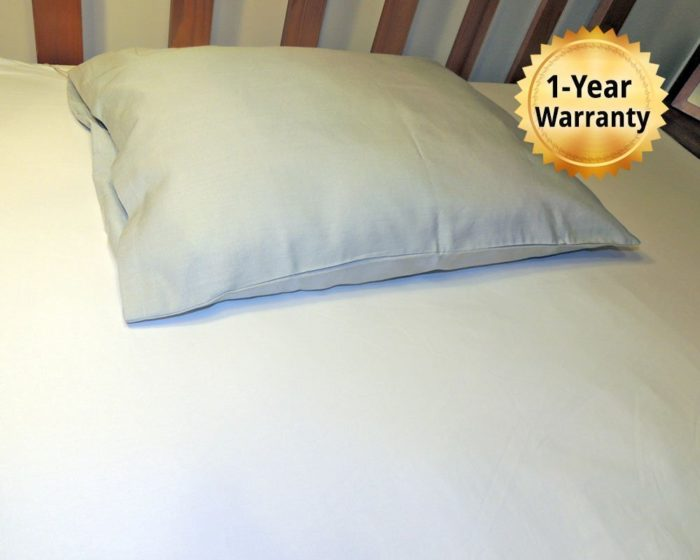 Silver Earthing Pillowcase with Warranty