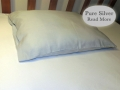 Better Earthing Pillowcase Pure Silver