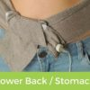 Better Earthing Wrap for Stomach or Back pain