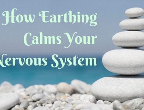 How Earthing Calms Your Nervous System