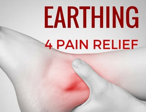 Earthing for Pain Relief – One Woman's Story of Recovery from Injury