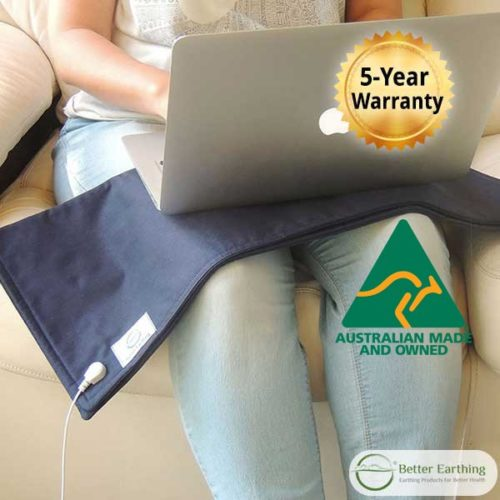 Fabric Grounding Mat by Better Earthing