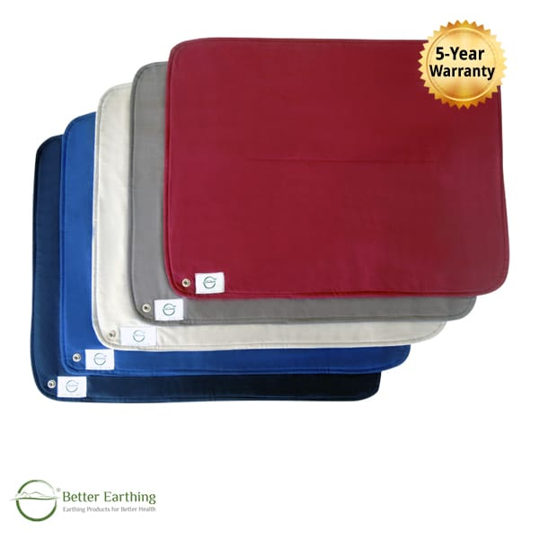 fabric earthing mat by better earthing