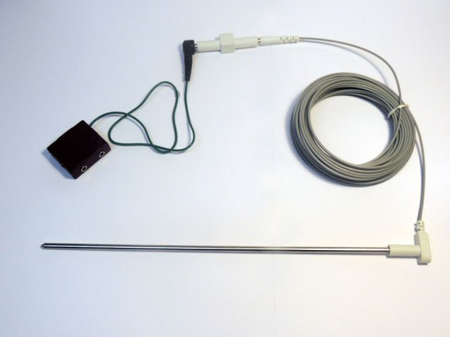 4-inputs grounding rod kit from better earthing