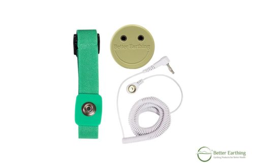 Earthing Band Kit - Small Wristband or Ankleband