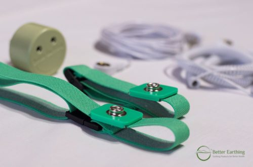 Double Earthing Band Kit