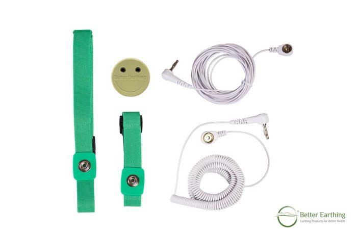 Earthing Band Kit Wristband Body Band