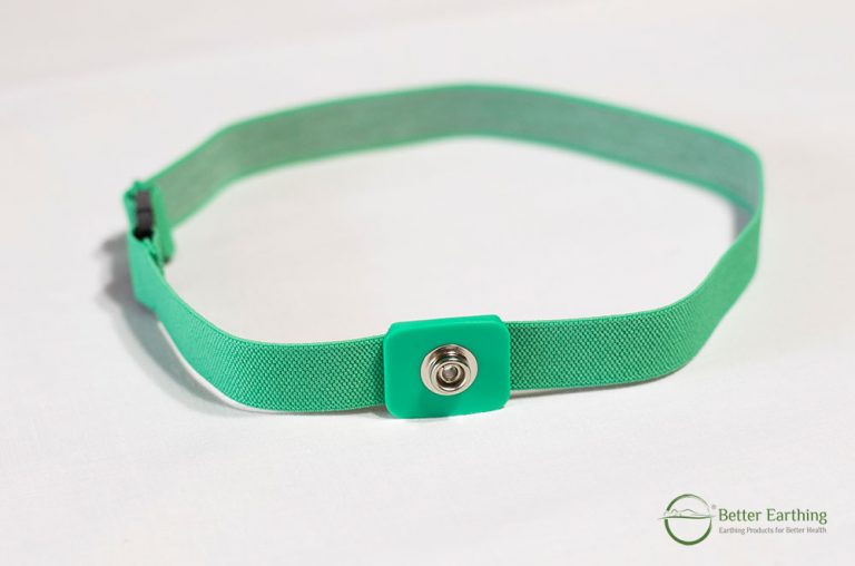 Earthing Body Band Side View