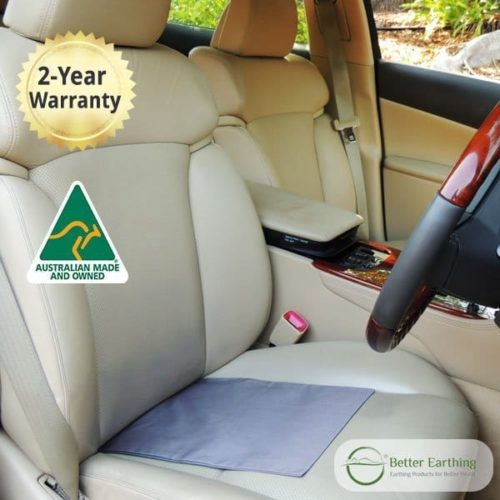 earthing auto seat pad