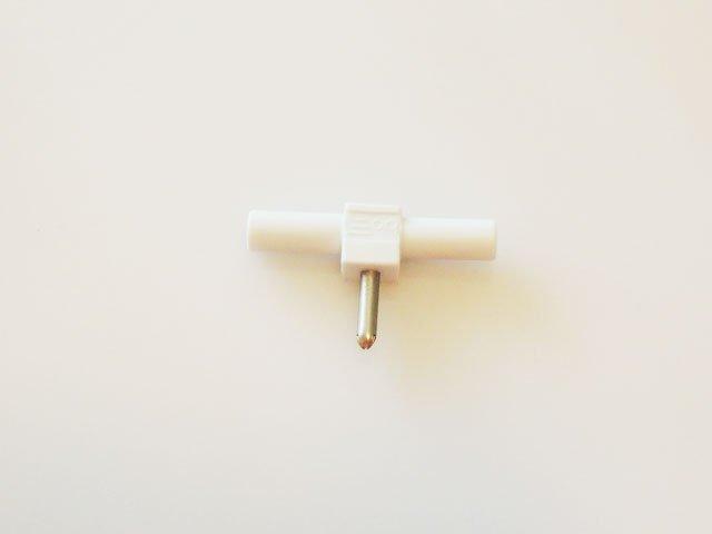 Type B earthing adapter