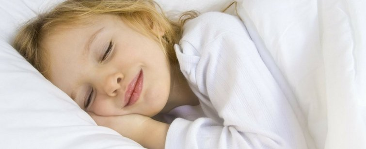 Child Sleeping Earthing