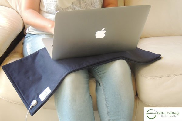 Laptop Lap Pad for Earthing