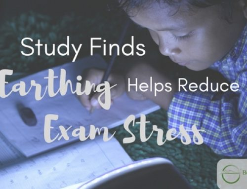 Study Finds Earthing Helps Reduce Exam Stress