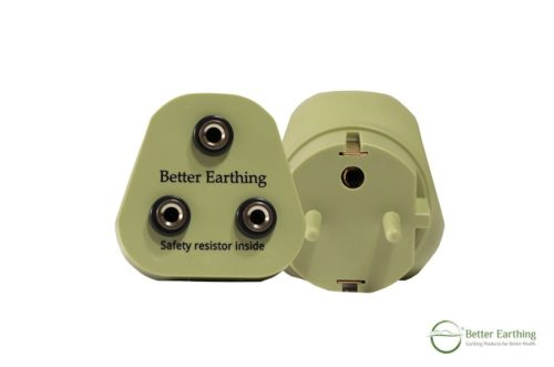 Earthing Product Adapter for Europe