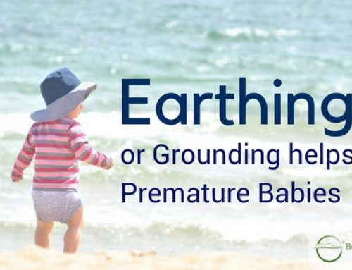 Earthing or Grounding Helps Premature Babies