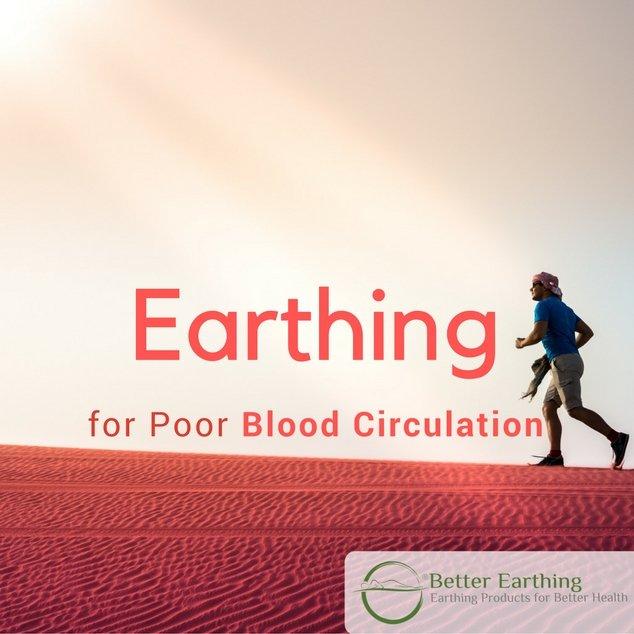 symptoms of poor blood circulation