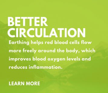 Earthing for Blood Circulation