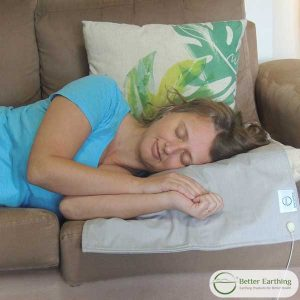 Sleep on an Earthing Pad