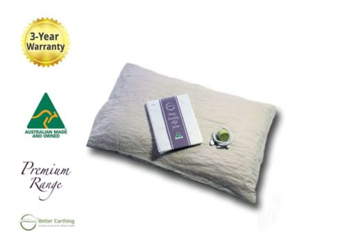 Grounding Pillowcase