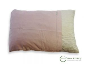 Grounding Pillow Case by Better Earthing