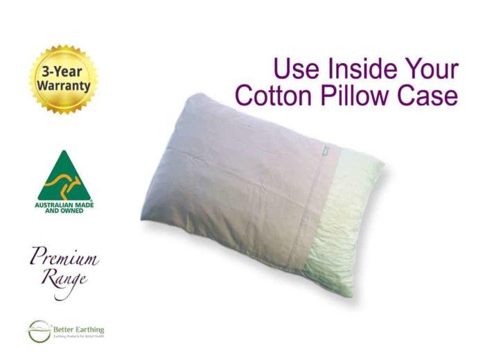 Grounding Pillow Case Inner Slip