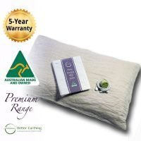 grounding pillowcase with 5-year warranty by better earthing