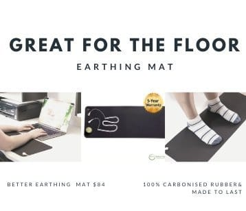 grounding mat great for the floor