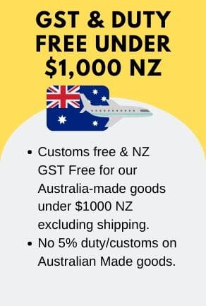 NZ duty free under 1000 after Dec 1, 2019