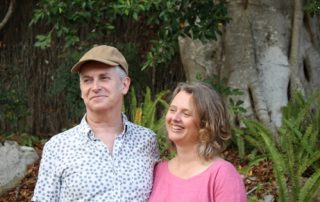 Peter & Corrina Founders of Better Earthing