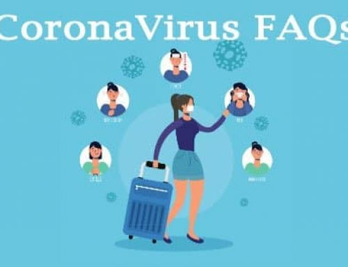 CoronaVirus FAQs plus 5 Ways to Boost Your Immune System
