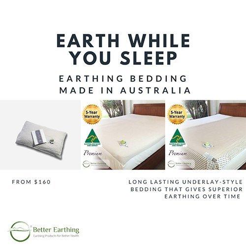 Better Earthing Bedding