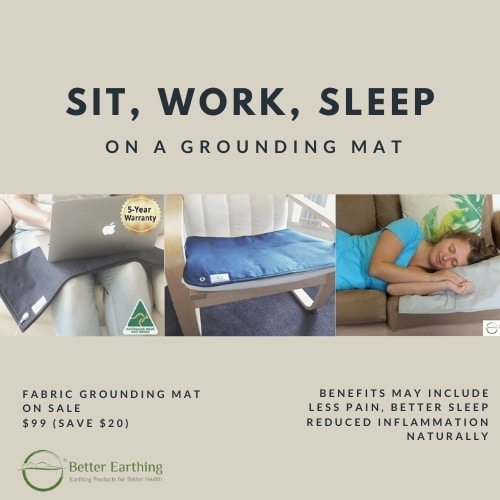 earthing mat
